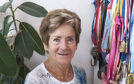 Paní Marcela Šťastná
