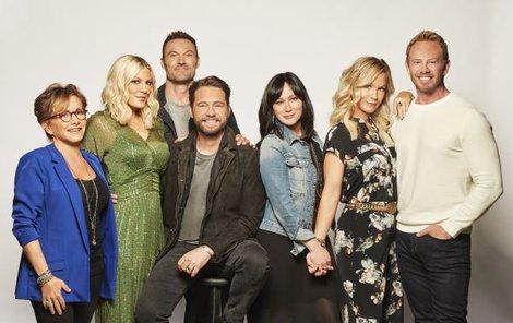 Beverly Hills 90210 se vrací