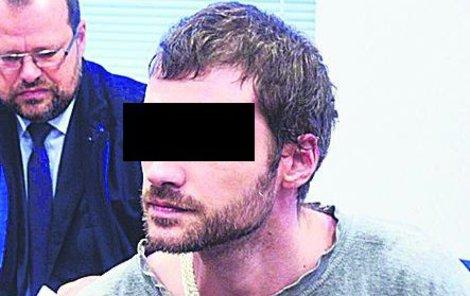 Obžalovaný Štěpán F. si útokem na spoluvězně zadělal na další trest.