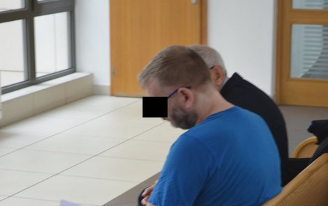 Odsouzený Pavel Skřepek z Ostravy.