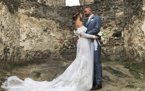 Svatba Libora Boučka a Gabriely Bendové