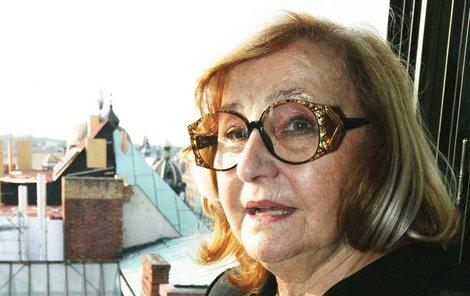 Zemřela královna české dechovky Zorka Kohoutová