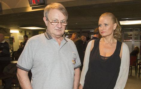 Manželé Jiří a Jana Adamcovi prý procházejí krizí.