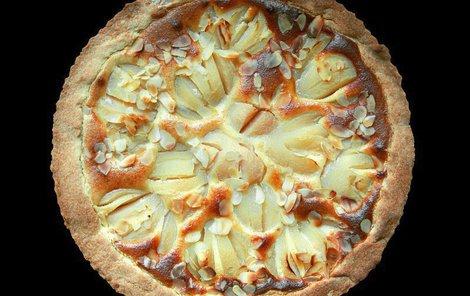 PLODY PODZIMU: Hruškový koláč po francouzsku