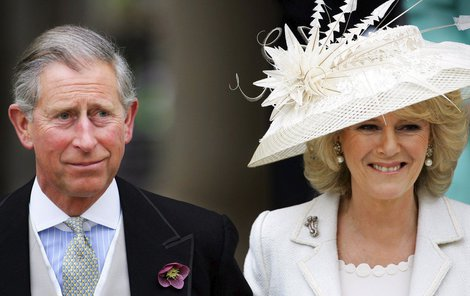 Princ Charles a vévodyně Camilla.