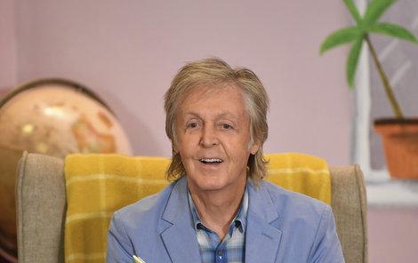 McCartney už z knihy předčítal dětem ve školce.  Příběh doplňují elegantní ilustrace kanadské výtvarnice Kathryn Durstové.