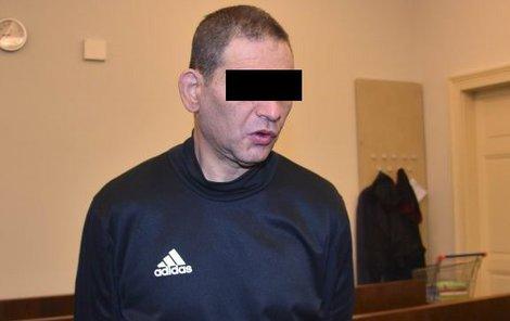 Bulhar Ivan G u plzeňského soudu.