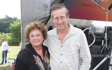 Jana Boušková, Václav Vydra