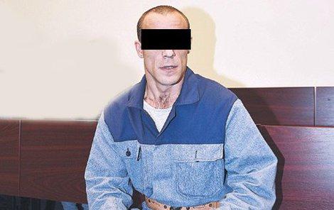 Miroslav K. včera u soudu