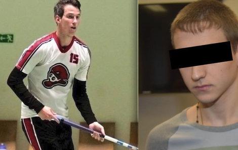 Ukrajinec Andrej S. (21) podle obžaloby bezdůvodně pobodal Radka Z. (28). Mladík kvůli vážným zraněním přišel o nohu.
