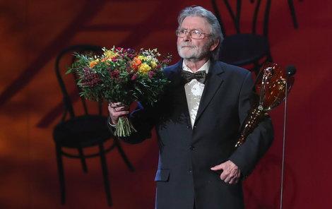 V pražském Národním divadle se udílely divadelní ceny Thálie.