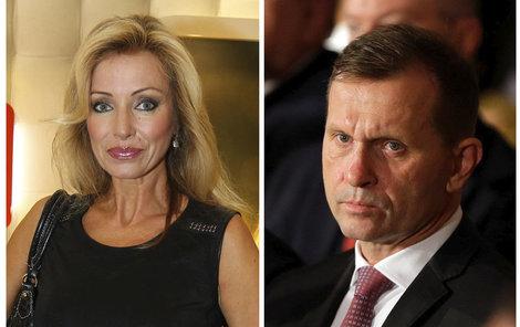 Kateřina Brožová se prý s Jaromírem Soukupem rozešla složitě, ale nikoliv ve zlém. Z TV Barrandov ji prý nevyštval.