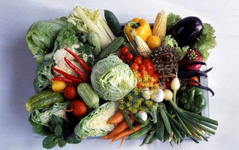 Vitamíny čerpejte z přírodních zdrojů.