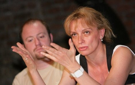 Ivana Chýlková se rozpovídala o hře, kterou jí přímo na tělo napsal režiséra dramatik Patrik Hartl.