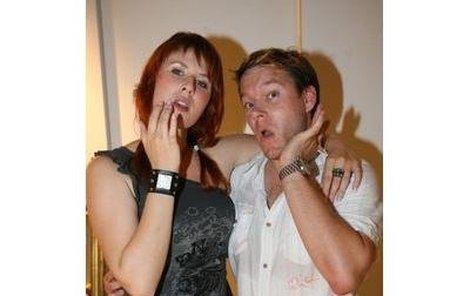 Tereza Černochová a Matěj Ruppert jsou naladěni na stejnou notu a už připravují společné album.