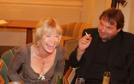 Jana Švandová se trochu společensky unavila a pak vyprávěla, že nafotí akty pro Playboy.