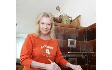 Eva Pilarová je svou dobrou kuchyní pověstná a na svém kontě má již několik kuchařek.