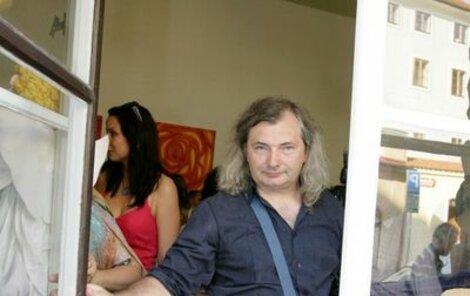 Ján Zákopčaník se s Olgou Černohorskou seznámil při premiéře muzikálu o Svatém Václavovi.