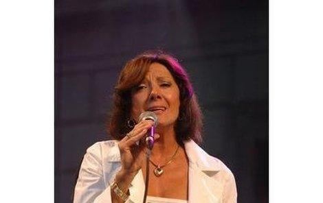 Marie Rottrová zazpívala své největší hity.