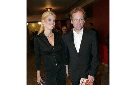 David Koller s manželkou Sylvou čekají radostnou událost.