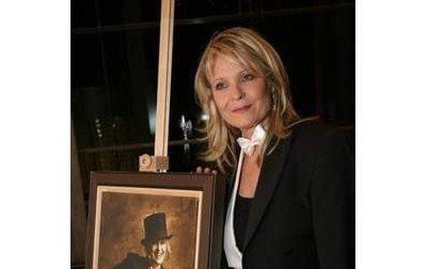Fotografie Chantal Poullain se vydražila za tři sta tisíc korun.