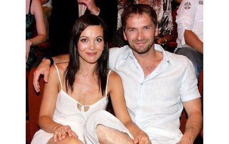 Manželka Jana Révaie Daniela Urbánková bude hrát v seriálu Ordinace v růžové zahradě.