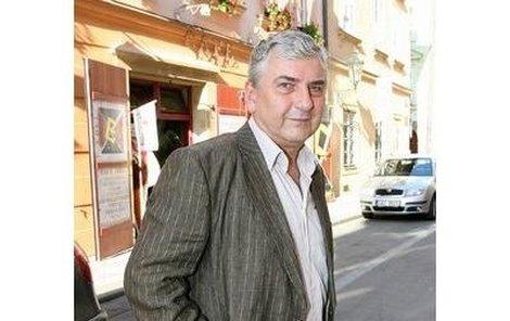 Miroslava Donutila už cestování nebaví a nejraději je na chalupě na Vysočině.