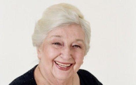 Stella Zázvorková se i díky roli ve filmu Anděl na horách stala hereckou legendou.