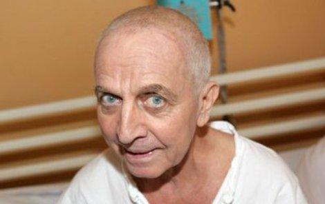 Čejka trpí nejen Alzheimerem, prodělal už i mozkové mrtvice.