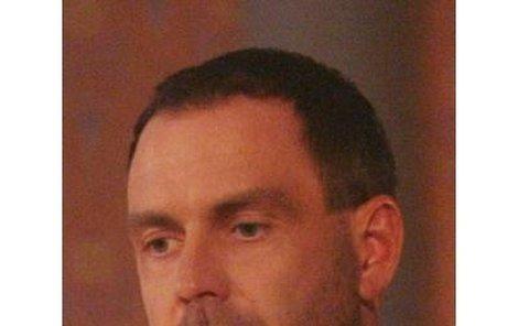 Milionář Michal Červín (37)