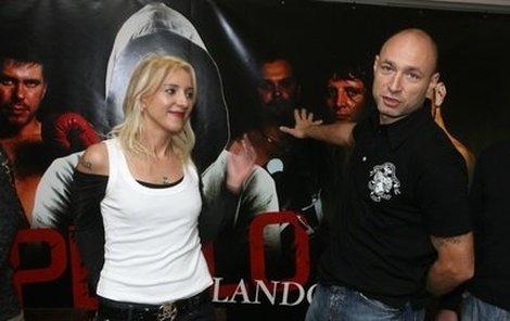 Dan Landa i s manželkou Mirjam budou dělat vlastní reality show.