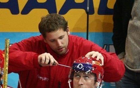 Jaroslav Bednář se zotavil ze zranění, jeho tělo zase šlape naplno a útočník dvěma góly sestřelil Pardubice.