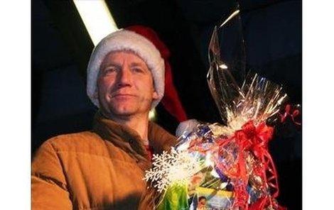 Minulý rok se role bohemáckého Ježíška ujal zpěvák David Koller.