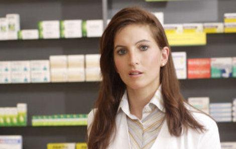 Lékárníci mají odborné znalosti a dokážou vybrat volně prodejný lék na míru.