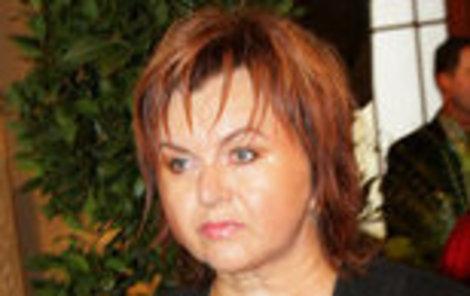 Hana Křížková musí na operaci.