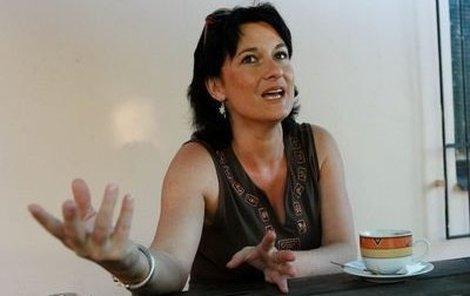 Mirka Čejková bý ráda dostala své peníze