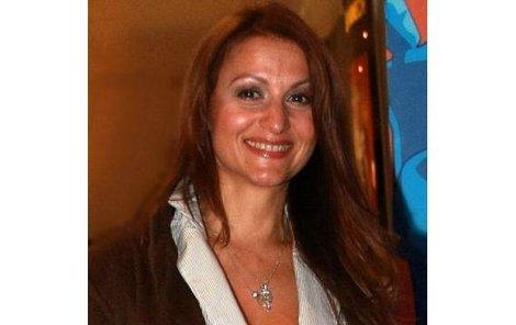 Yvetta Blanarovičová září štěstím. Její přítel Marek ji totiž nedávno požádal o ruku.