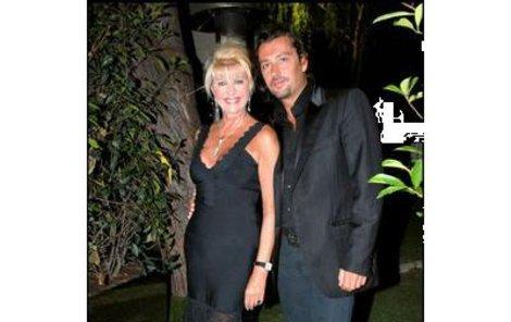 Rossano a Ivana spolu chodí přes pět let. Uvidíme, jak dlouho jim sňatek vydží.