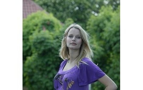 Helena Houdová je v šestém měsíci těhotenství.