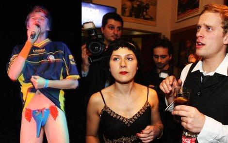 Vojtěch Dyk (vlevo) se proslavil v seriálu Letiště, teď se objevuje ve Velmi křehkých vztazích.  Jakub Prachař s Marthou Issovou tvoří pár už dva roky, teď do vztahu přibrali i kamaráda Vojtu!