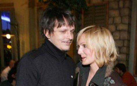 Michal Malátný se svou manželkou Petrou.