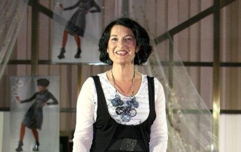 Mirka Čejková je rozvedená.
