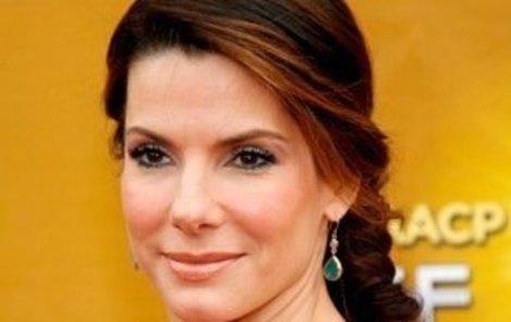 Sandra Bullock prožívá velmi těžké období rozchodu s manželem. Navíc ji možná hrozilo zabití...