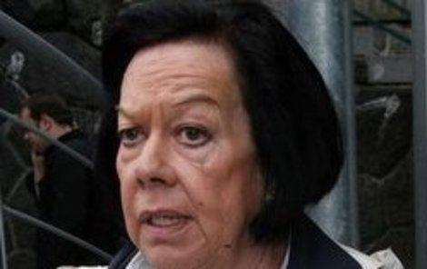 Yvonne Přenosilová bojuje s úbytkem svalové hmoty.
