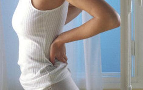Bolesti bederní páteře mohou souviset i s onemocněním vnitřních orgánů.