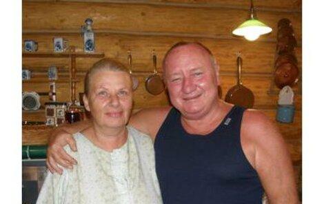 Vítězslav Jandák se svojí ženou Zdeničkou žije už 30 let.