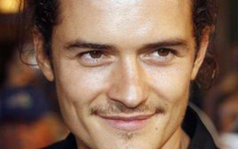 Britský herec Orlando Bloom (33)