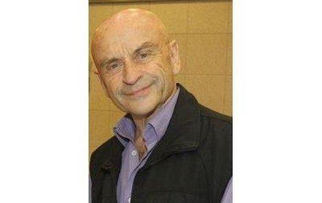 Bořivoj Navrátil je smířený i s tím, že ho rakovina přemůže.
