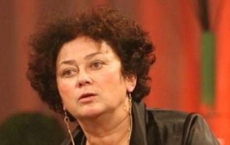 Jana Boušková nemohla dorazit.