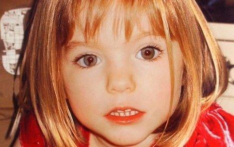 Tak Maddie vypadala v době svého zmizení.